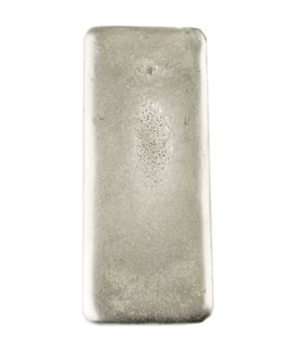 Pewter Alloy Ingot Britannia Metal 92% tin